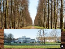 Paleis Soestdijk en gedenknaald