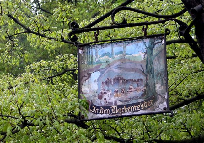 Den Bockenreyder Route