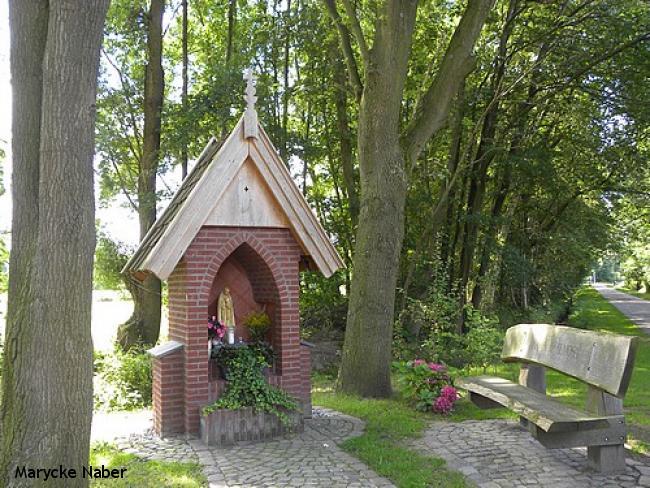 Kapelletjespad Oldenzaal rondje Het Hulsbeek