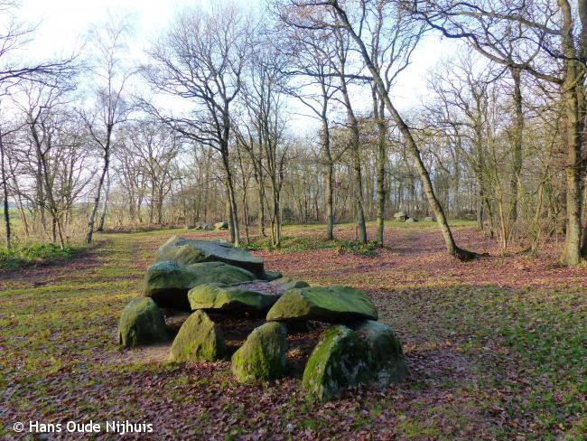 Borger - Drenthe stikt van de keien