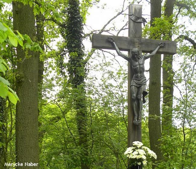 Kapelletjespad Lonneker - rondje Lonnekerberg