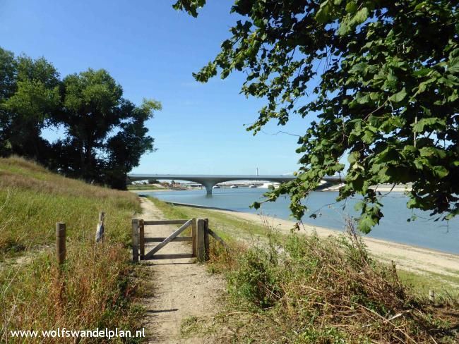 Trage Tocht Lent-Nijmegen (stadse tochten)