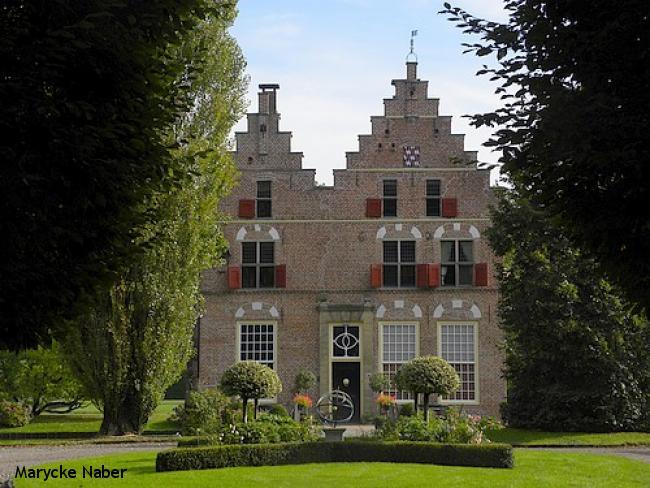 Landgoedwandeling Bonenburg, Oldenbelt, Vosbergen en De Koerberg