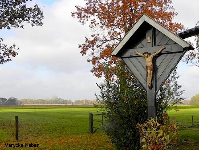 Kapelletjespad Saasveld - rondje Hertme