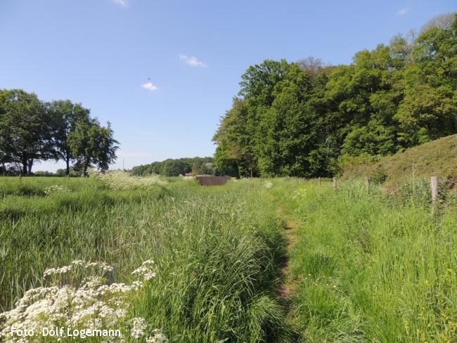 IJsselpad traject 6 Gorssel - Deventer