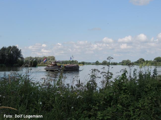 IJsselpad traject 10 Zwolle - Kampen