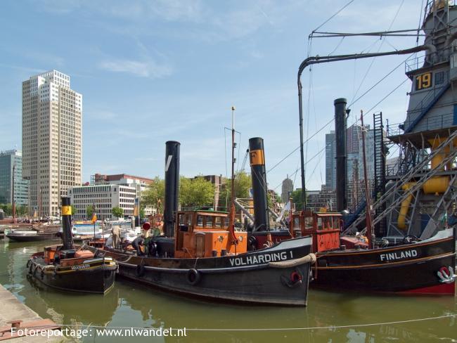 Groene Wissel Rotterdam-CS