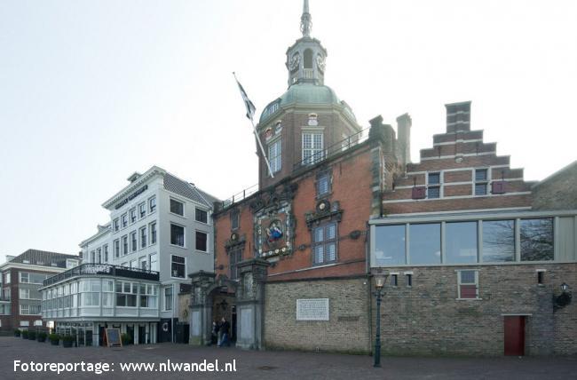 NS-wandeling Eiland van Dordrecht