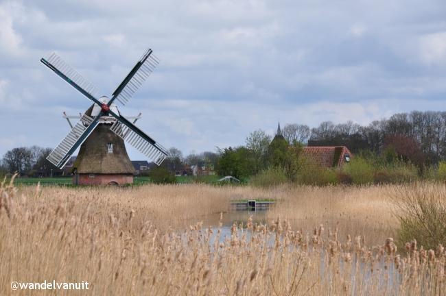 Groningen, vanaf Kardinge