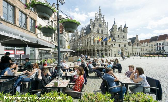 Groene Wissel Mechelen (B)