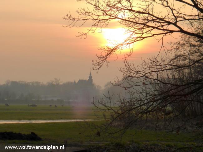 Thijssewandeling Utrecht-Breukelen