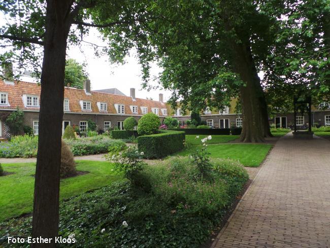 Kriskras dwalen door Dordrecht
