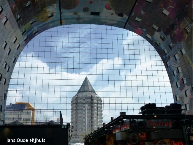 Rotterdam - Architectuurstad van Nederland