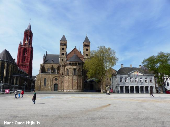 Maastricht - Retourtje  Sint-Pietersberg