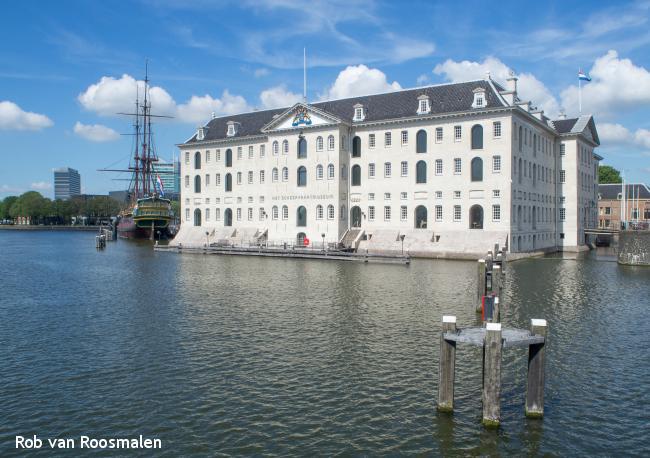 Amsterdam: Maritiem verleden