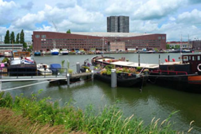 Amsterdam: Geluidswandeling Oostelijk Havengebied