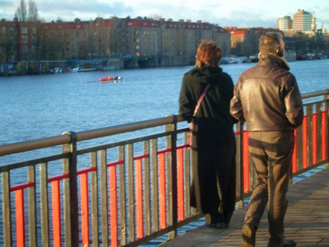 Amsterdam: Geluidswandeling Langs de Amstel