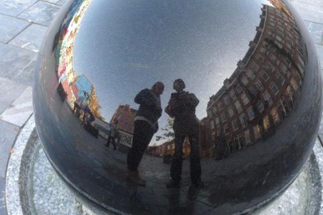 Amsterdam: Geluidswandeling Staatsliedenbuurt