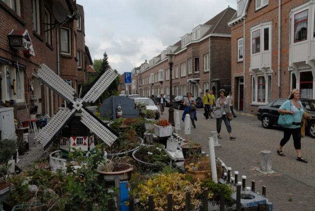Amsterdam: Geluidswandeling Vogelbuurt en IJplein