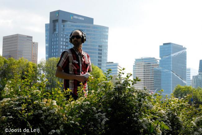 Amsterdam: Geluidswandeling Zuidas