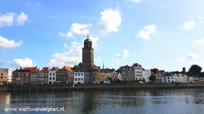 Trage Tocht Deventer De Worp (stadse tochten)
