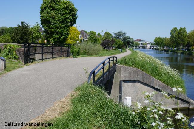 Rijswijk; in en rondom (versie 9 km; noord-oostelijke lus)