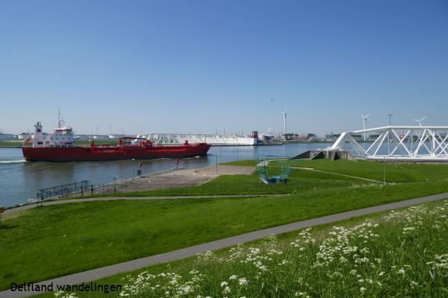 Hoek van Holland - Nieuwe Waterweg - Staelduinse Bos (ingekorte versie)