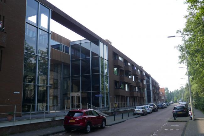 Van station Moerwijk naar station Delft