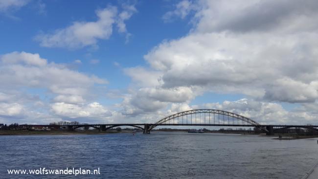Trage Tocht Nijmegen (stadse tochten)