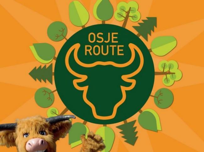 Osje route