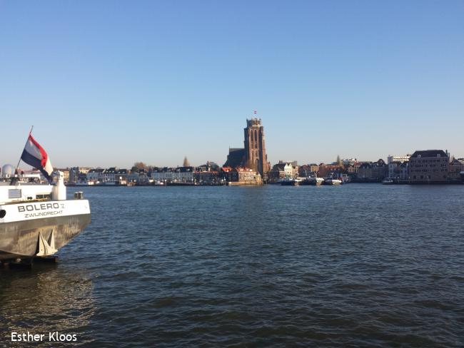 Van station Dordrecht naar station Zwijndrecht