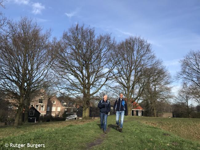 Trage Tocht Naarden Vesting (stadse tochten)