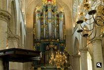 Grote Kerk, Flentrop-orgel