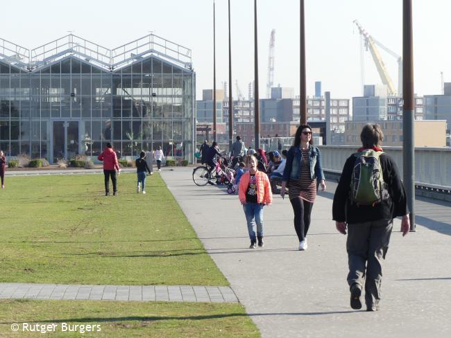 Trage Tocht Rotterdam (stadse tochten)