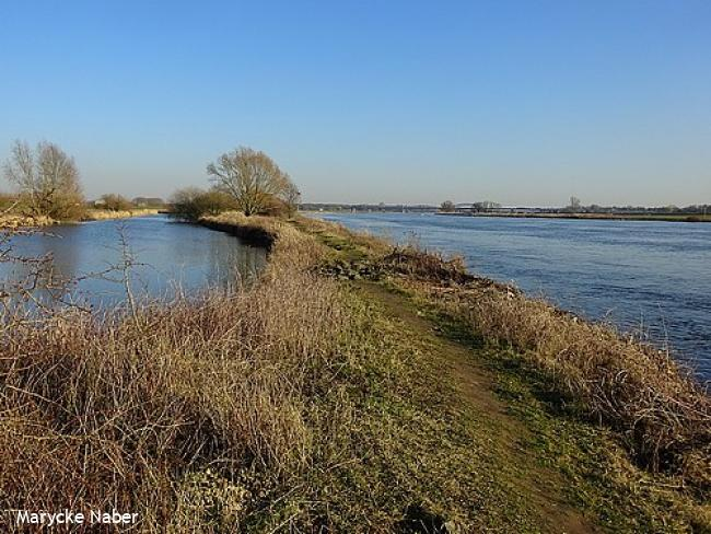 Wandelsporen Kampen - Zwolle