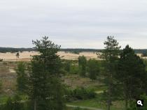 Uitzicht vanaf de uitkijktoren