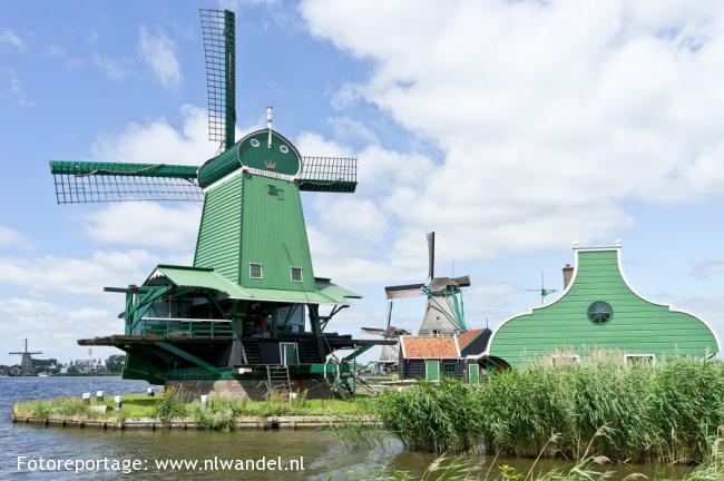 Groene Wissel Zaandam-Kogerveld