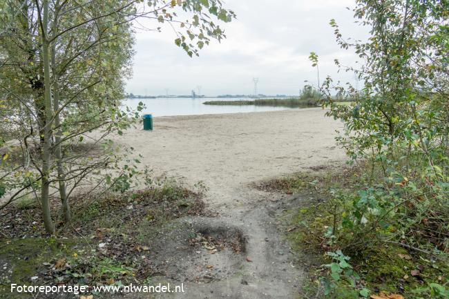 Groene Wissel Zeewolde, Harderhaven