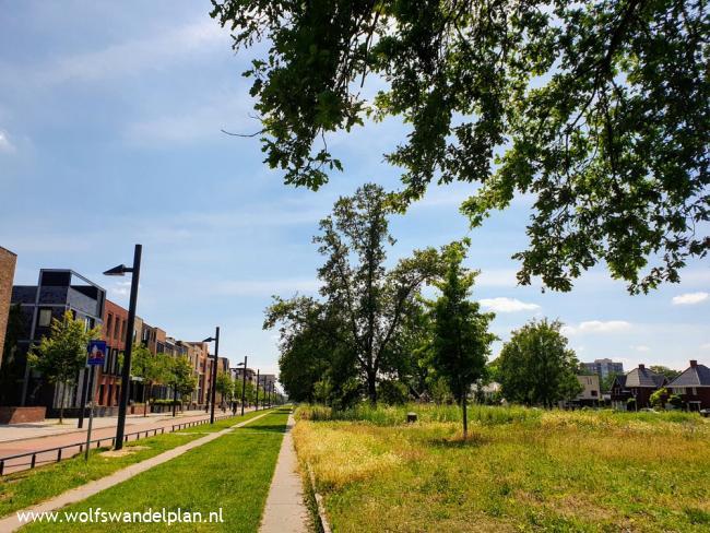 Trage Tocht Enschede1 (stadse tochten)
