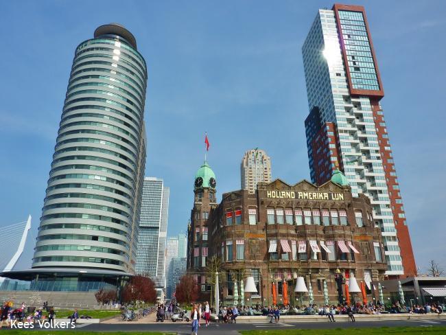 Rotterdam Rondje Rijnhaven