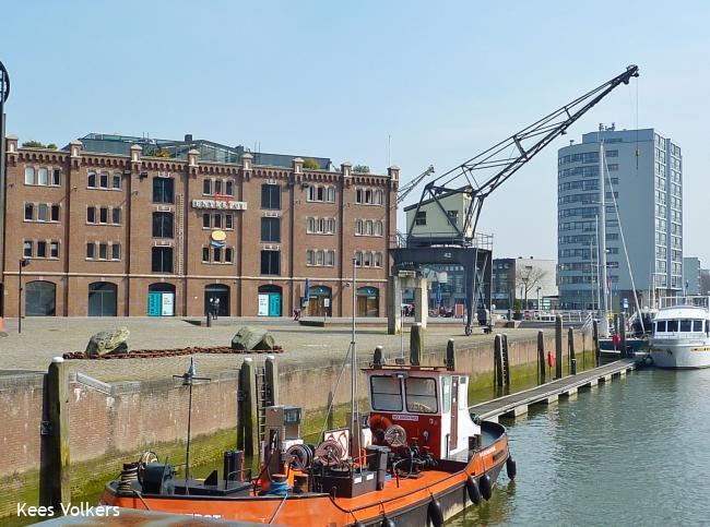 Rotterdam Rondje Marina
