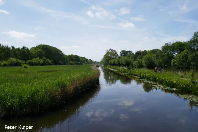 Delft-wandeling: Door de stad naar buiten (I)