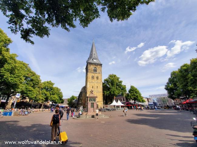 Trage Tocht Enschede2 (stadse tochten)