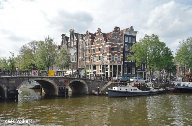 Amsterdam ten voeten uit