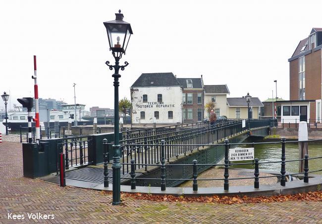 Dordrecht Rondje Haven