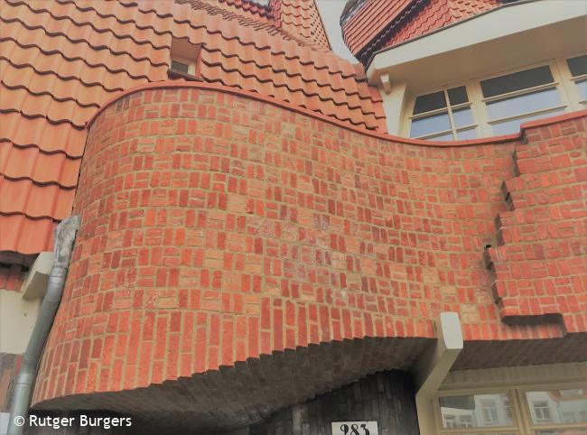 Trage Tocht Amsterdam Houthavens (architectuurwandeling)