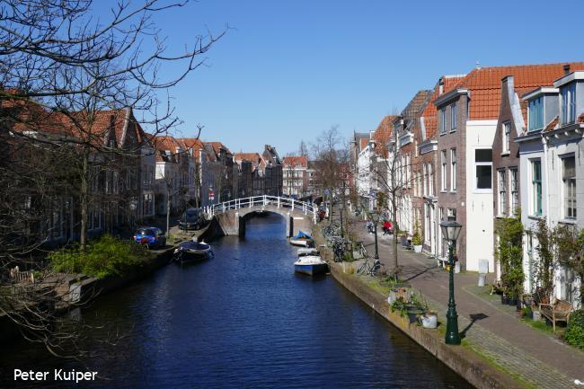 Rondwandeling Leiden