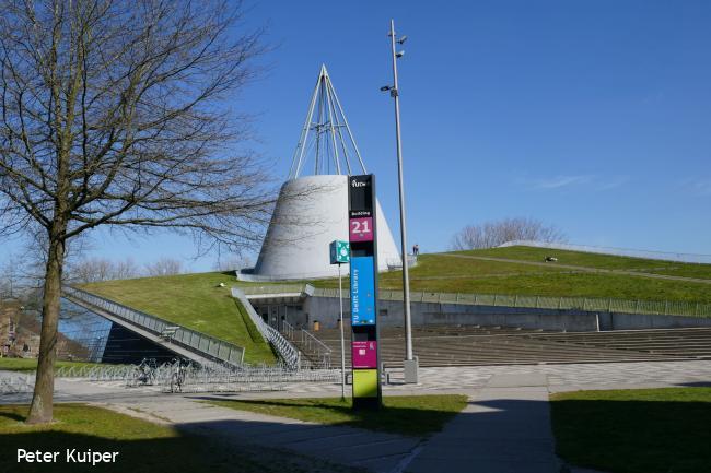 De Delft Campus-wandeling (H)