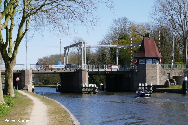 Lijnwandeling langs tramlijn 1 in Delft (E)