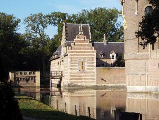 Ommetje kasteel Heeswijk
